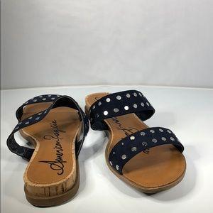 [157] American Rag 9.5 M Easten Slide Sandals